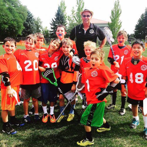 CYO Lacrosse - Coach Matt